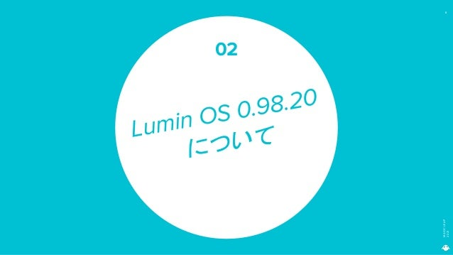 MAGIC LEAP 2021 8 Lumin OS 0.98.20 について 02