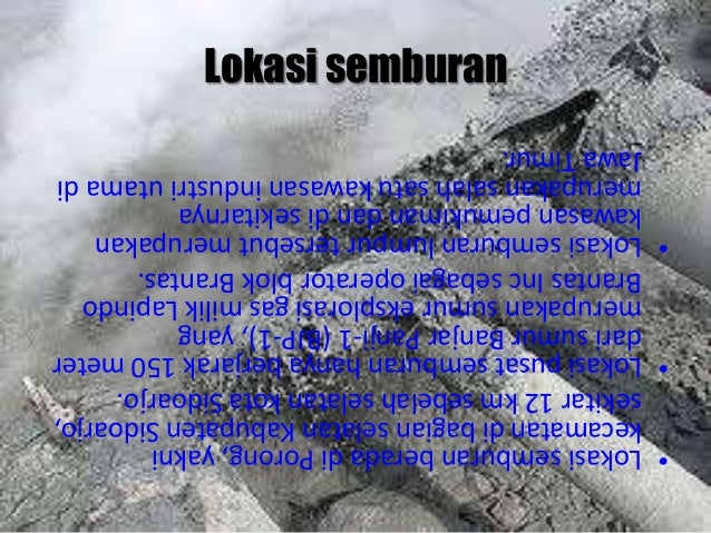 Penyebab terjadinya Lumpur Lapindo Aspek Teknis Aspek Ekonomis Aspek Politis Pada awal tragedi, Lapindo bersembunyi di bal...