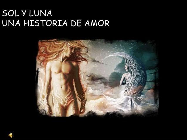 SOL Y LUNA UNA HISTORIA DE AMOR