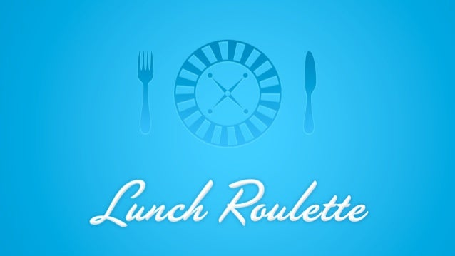 What is lunch roulette free to play crafting training