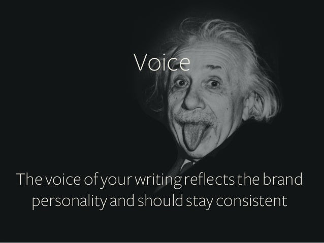 Tone    The tone of your writing will vary based on situations and goals