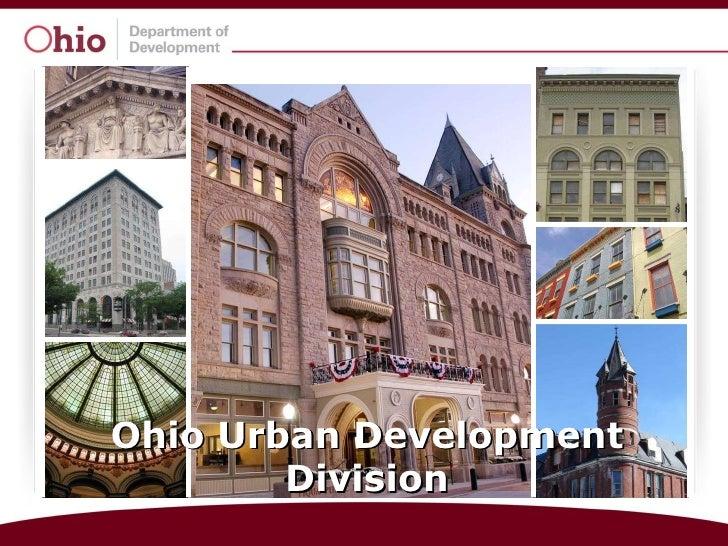 Ohio Urban Development Division
