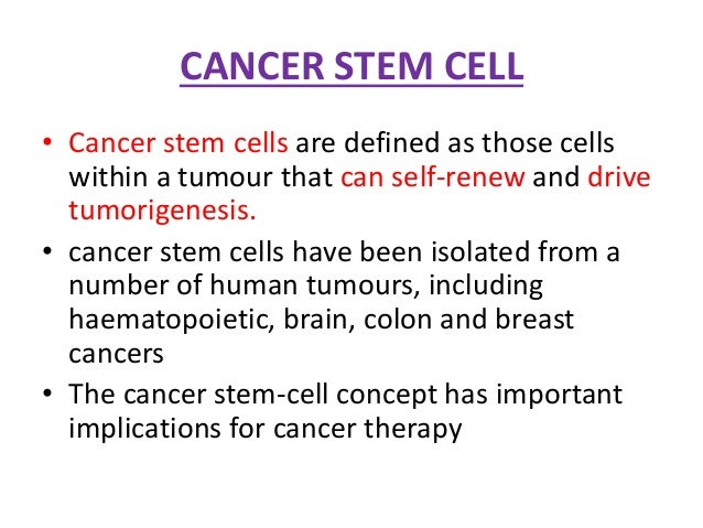 new definition and new theory stem cell microrna theory of cancer. Black Bedroom Furniture Sets. Home Design Ideas