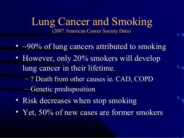 Lung Cancer Diagnosis Staging And Treatment
