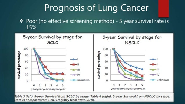 Lung Cancer - Rivin