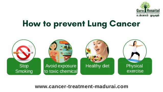 how to avoid lung cancer
