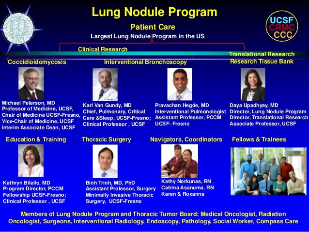 Resolving The Mystery of Puzzling Pulmonary Nodules