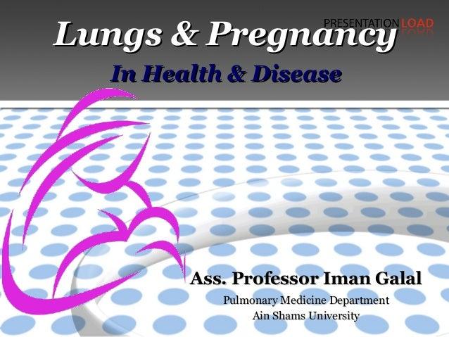 Ass. Professor Iman GalalAss. Professor Iman Galal Pulmonary Medicine DepartmentPulmonary Medicine Department Ain Shams Un...