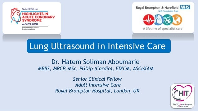 Lung Ultrasound in Cardiac Care