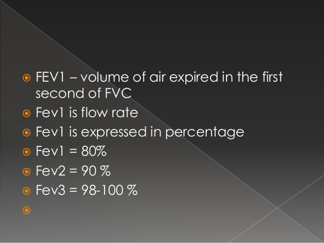  Aka MVV  Max volume of air that can be ventilated voluntarily for given interval of time  Subject asked to breath rapi...