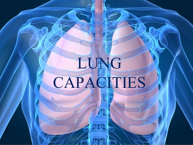 PULMONARY CAPACITIESPULMONARY CAPACITIES A capacity is two volumes or more addedA capacity is two volumes or more added to...