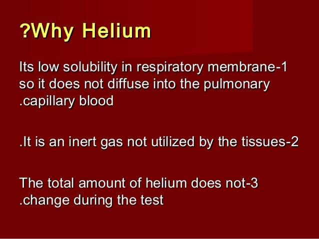 Minute Respiratory Volume Minute Ventilation= VT X breathing frequency =500ml X12 b/min =6000ml/min =6L/min