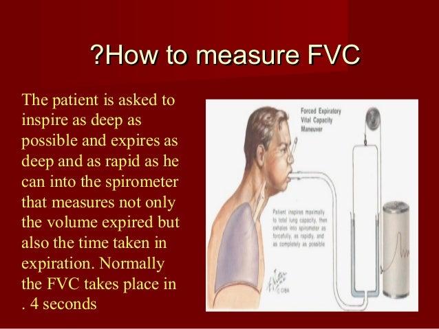 Spirometry Interpretation: Obstructive vs. RestrictiveSpirometry Interpretation: Obstructive vs. Restrictive diseasesdisea...