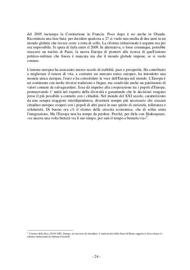 Una Costituzione Per Leuropa