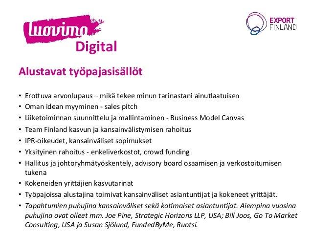 liiketoiminnan myyminen Savonlinna