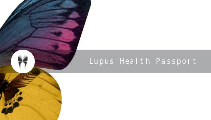 Lupus Health Passport