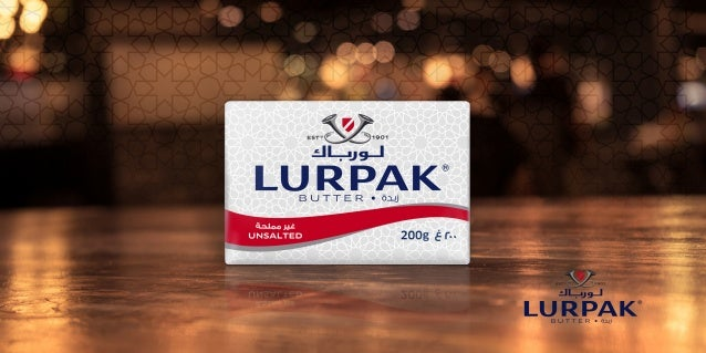 Lurpak Live Mupis The brief: Position Lurpak as the 'champion of good food' and raise awareness about this mission within ...