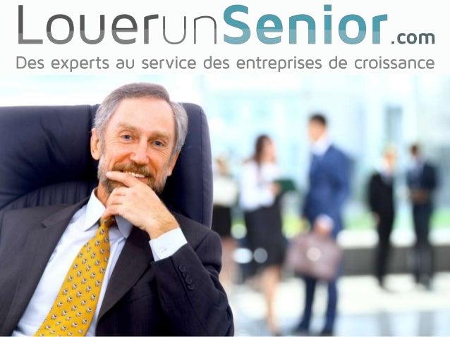« Seniors Indépendants » 300 000 18 Milliards d' Euros en France Marché en croissance Un marché vaste…