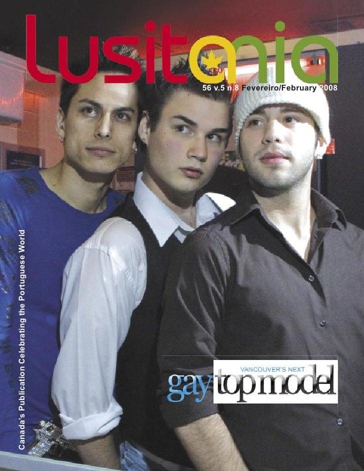 56 v.5 n.8 Fevereiro/February 2008 Canada's Publication Celebrating the Portuguese World                                  ...
