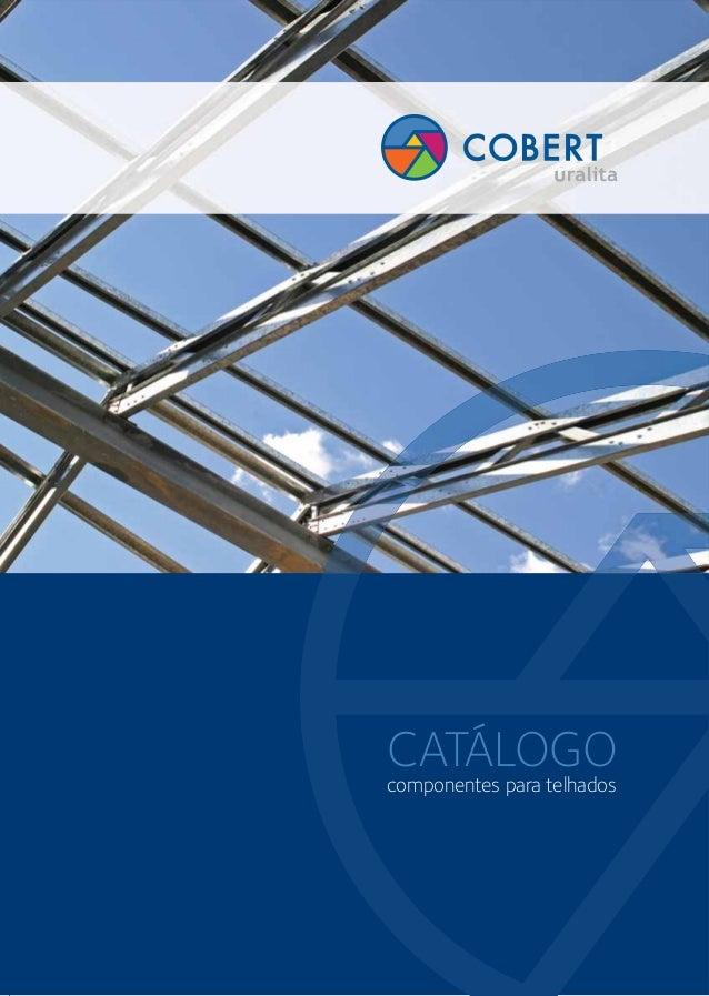 componentes para telhados CATÁLOGO