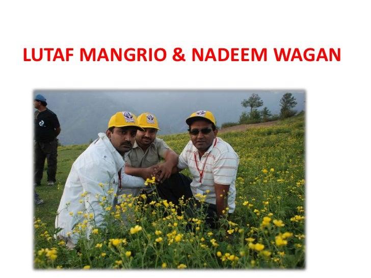 LUTAF MANGRIO & NADEEM WAGAN Slide 3