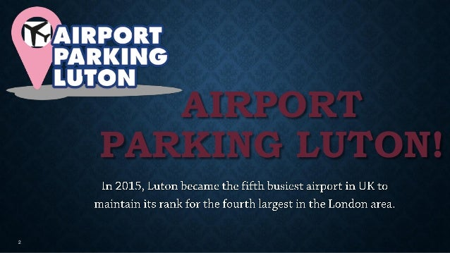 Luton airport parking meet and greet at luton mobit airport parki 2 airport parking luton m4hsunfo
