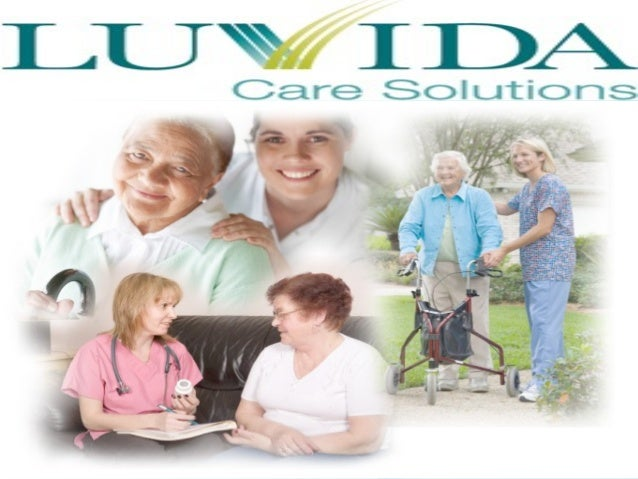 Luvida Care Solutions provides assisted living and memory care facilities in Waco, Temple and Belton, Texas. www.luvidacar...