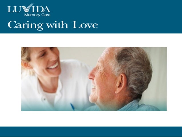 Luvida Memory Care offers comforting and caring environment for the patients suffering from Alzheimer's Disease and Dement...