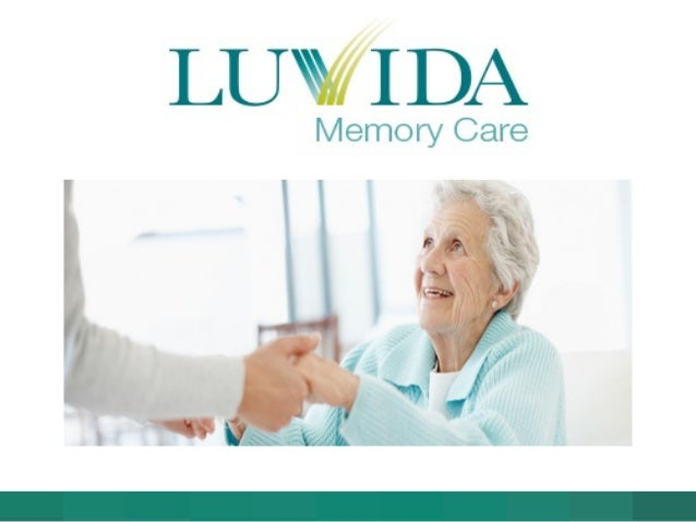 Luvida Memory Care offers enrichment therapies & activities for the residents suffering from Dementia and Alzheimer's dise...