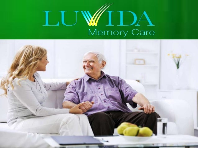Luvida Memory Care offers superior enrichment services to its residents suffering from Dementia and Alzheimer's disease. w...