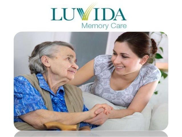 www.luvidacare.com At Luvida Memory Care, the staff assists and enriches lives of those suffering from Alzheimer's and Dem...
