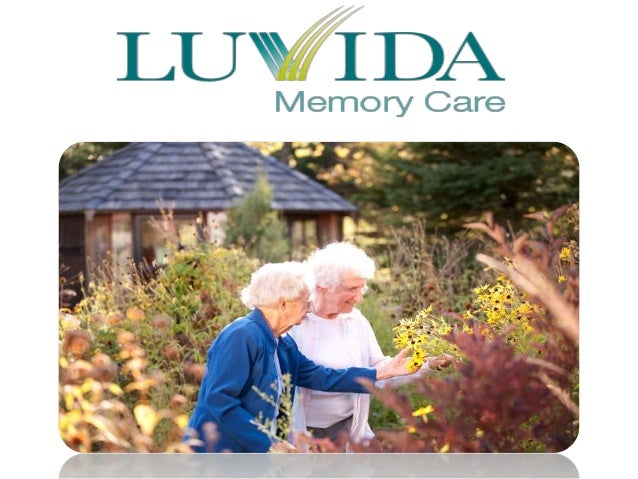 www.luvidacare.com Luvida Memory Care offers secure and comfortable living environment to people suffering from Alzheimer'...