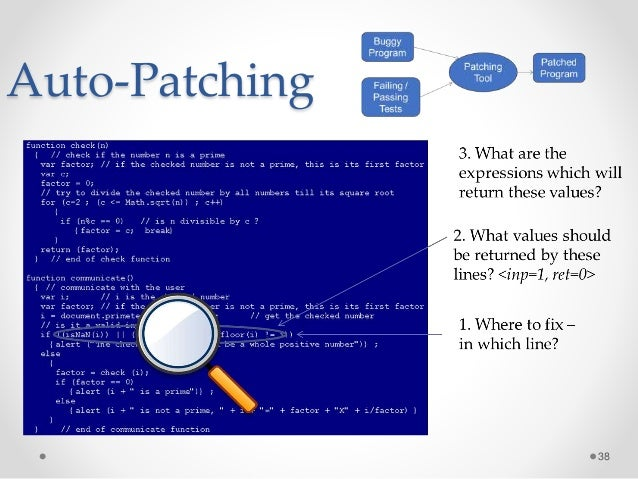 Auto-Patching 38