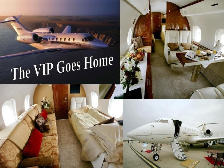 The VIP Goes Home