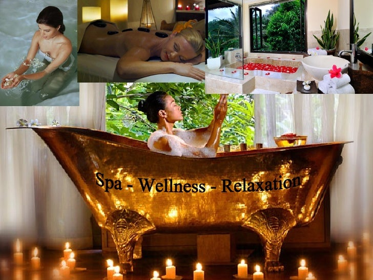 Spa - Wellness - Relaxation