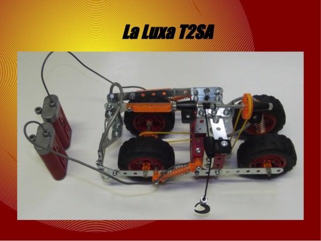 La Luxa T2SA