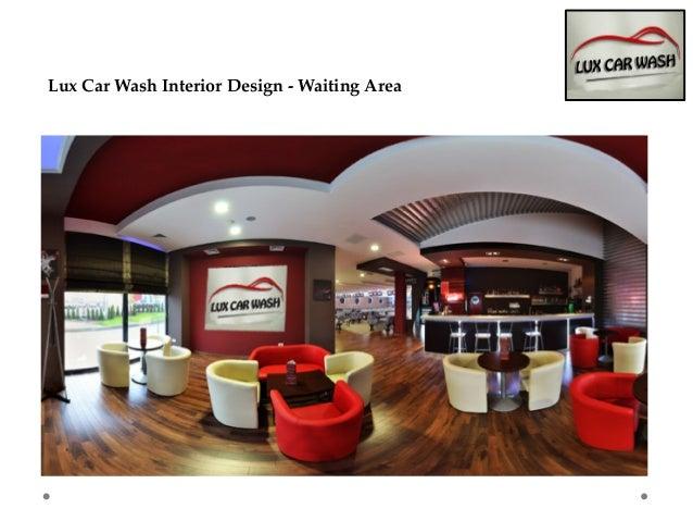 Lux Car Wash Interior Design Waiting Area 13