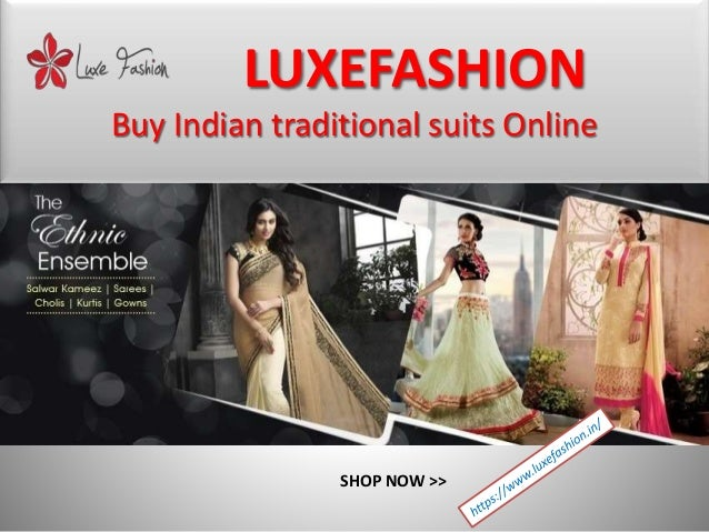 d5fb4791ed Buy Indian traditional suits | Ethnic wear for women| online designer suits  shopping