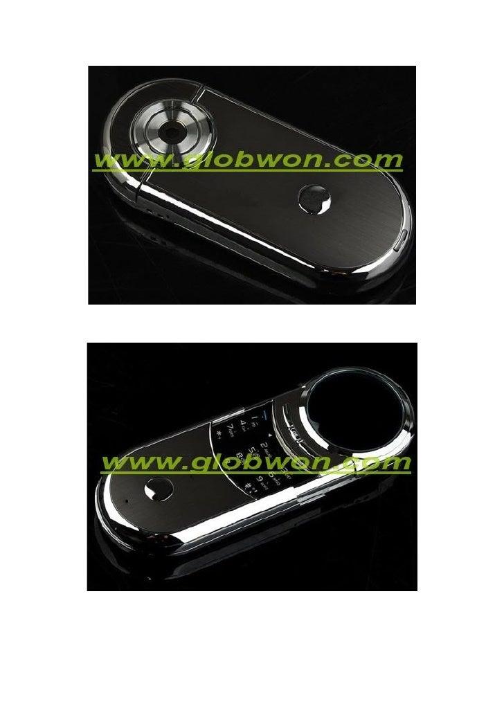 Luxe v8 clavier slide miroir rond capteur de l cran du mobile for Gros miroir rond
