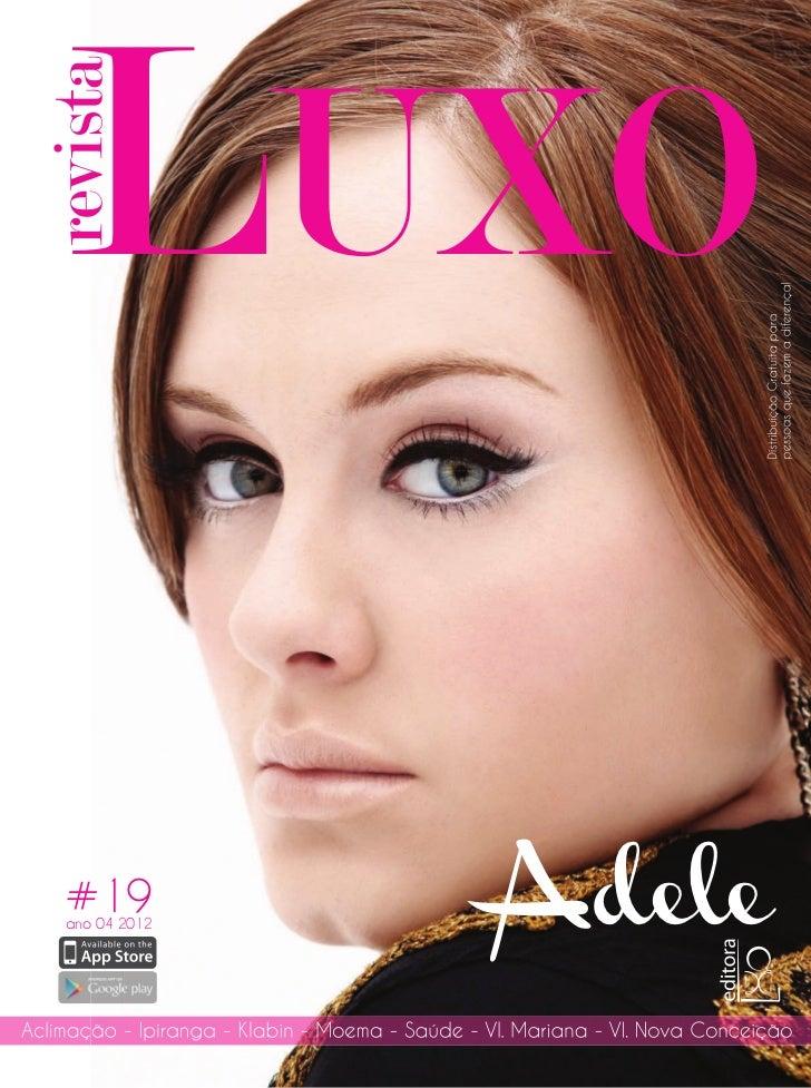 #19ano 04 2012   Adele