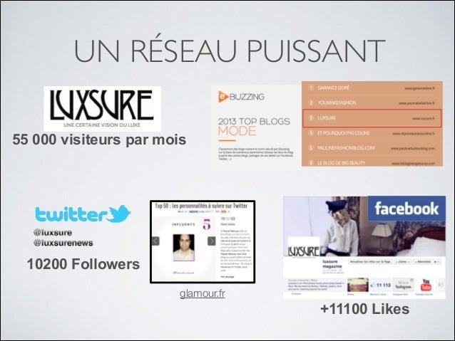 Luxsure kit média Slide 3