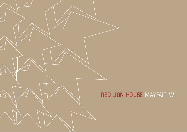 RED LION HOUSE MAYFAIR W1