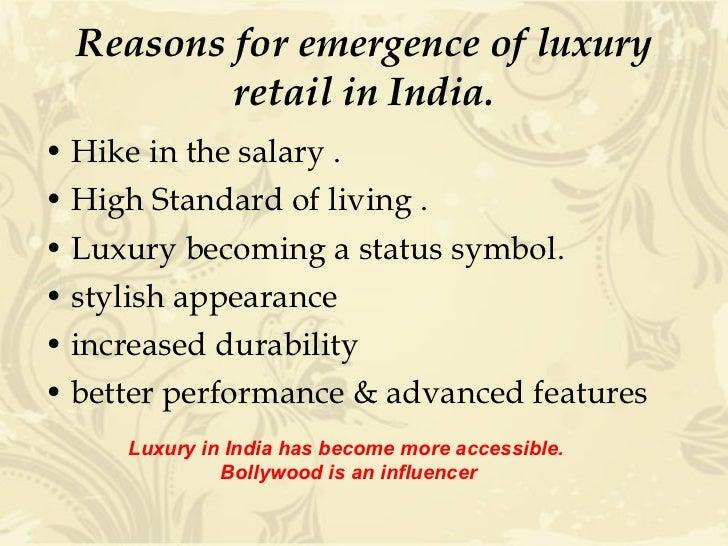 Luxury Retailing