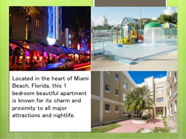 luxury 1 bedroom apartment in the heart of south beach florida 2 - One Bedroom Apartments In Miami