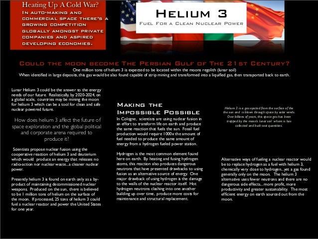 helium 3 uses