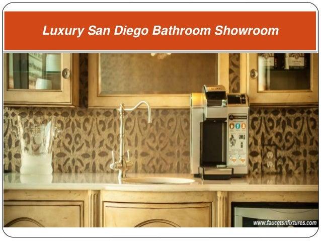 Luxury Bathroom Showrooms In San Diego