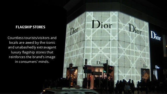 FLAGSHIP STORES Countless tourists/visitors and locals are awed by the iconic and unabashedly extravagant luxury flagship s...