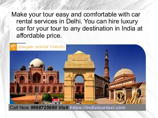 Luxury Car Hire Delhi Rent A Car In Delhi