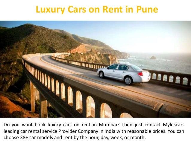 Luxury Cars On Rent In Pune Mylescars