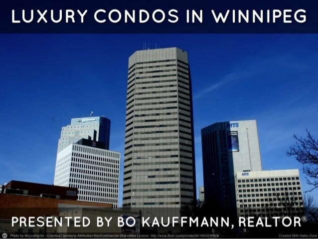 Luxury Condominiums in Winnipeg